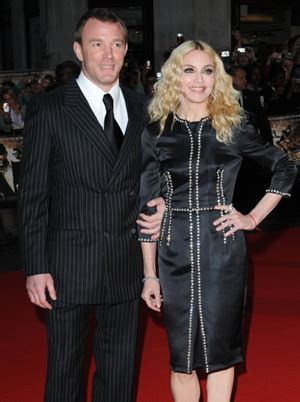 Madonna Vs Ritchie Its Not An Amicable Divorce After All by Madonna And Ritchie S