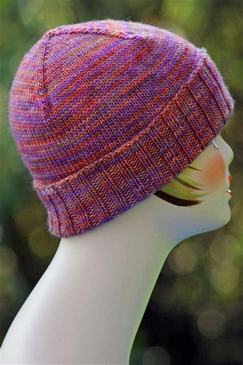 Knitted Hat Pattern Dk Yarn | knitting patterns galore build your own dk weight hat