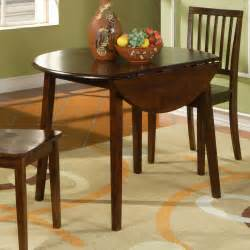 Dining Room Tables For Small Spaces Drop Leaf Dining Table For Small Spaces 09
