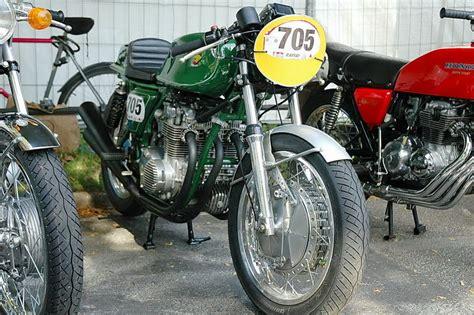 Motorrad Rennmaschinen Modelle by Honda Cb 450 Rennmaschine Foto Bild Autos Zweir 228 Der