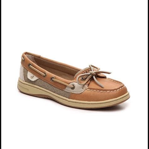 women s angelfish boat shoe 56 off sperry shoes sperry women s angelfish boat shoe