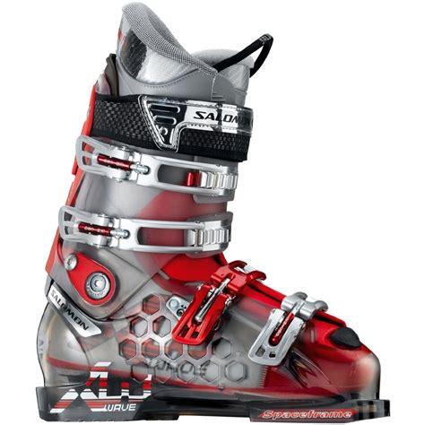 x wave salomon x wave 10 0 ski boots 2007 evo