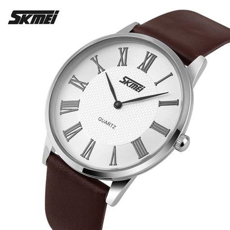 Jam Tangan Pria Casual Skmei 9083 Original Anti Air 30m Berkualitas jual jam tangan pria original casual anti air tipis