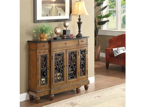 console table with drawers and cabinets sofa table with storage cabinets brokeasshome com