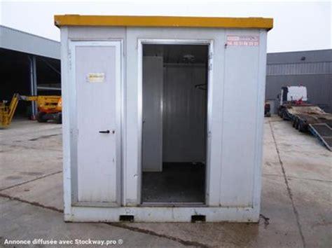 bungalows cabines bureaux sanitaires wc de chantier en