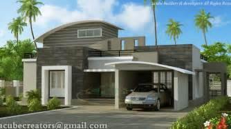 contemporary home design plans modern contemporary kerala home design at 2476 sq ft