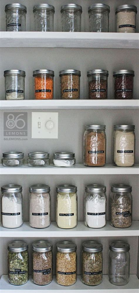 Open Pantry Shelves by 17 Best Ideas About Open Pantry On Open