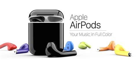 airpods   colori diversi ora  possibile grazie  colorware iphone italia blog