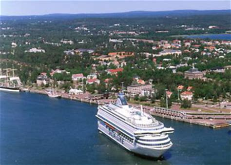 mariehamn finland cruise timetable and info about destination view cruises to mariehamn finland mariehamn cruise ship arrivals