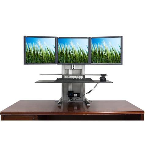 Ergotech Desk by Ergotech One Touch Ultra Sit Stand Workstation