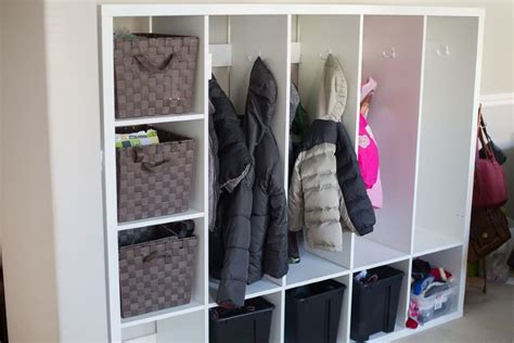 ikea locker hack ikea hacks beautiful diy lockers for kids urban mommies