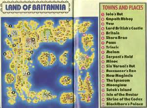 Savage Paper Nes Map For Ultima V Editable Codex Fandom Powered By Wikia