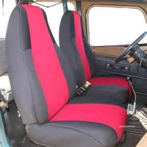 jeep wrangler tj neoprene seat covers fit 1997 1998 1999