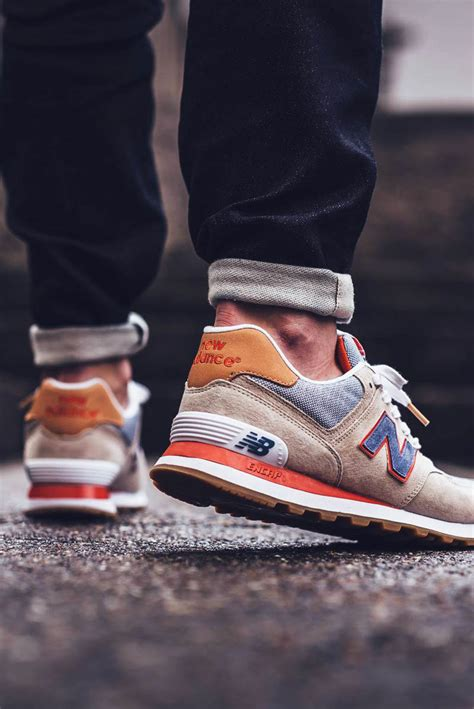 Nb 574 For new balance 574 bleached sand soletopia