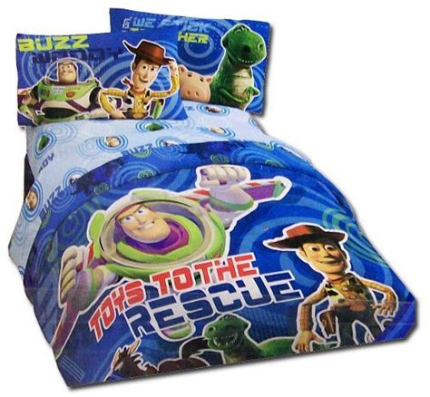 toy story comforter set nwt disney toy story 3 full bedding set includes comforter