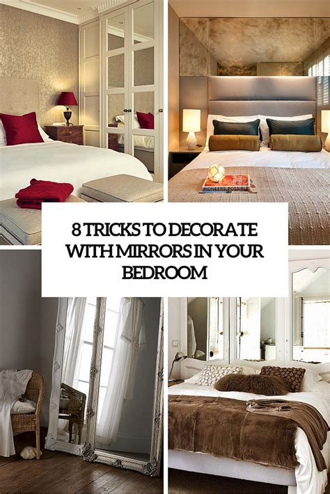 decorate  bedroom  mirrors  tricks    digsdigs