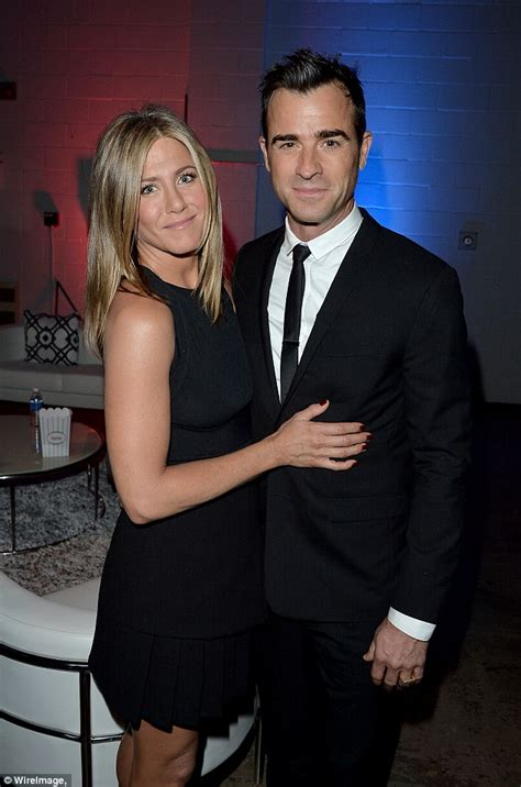 Inside Heels Justine Black Inside aniston wears another dress at toronto