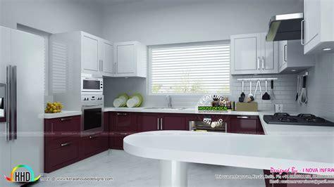 modular kitchen kerala kerala home design  floor