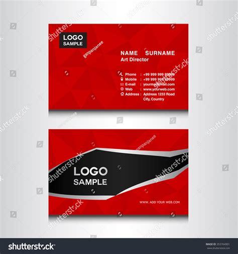 name card design template vector name card design template vector illustration