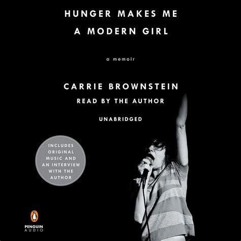 descargar hunger makes me a modern girl a memoir libro hunger makes me a modern audiobook listen instantly