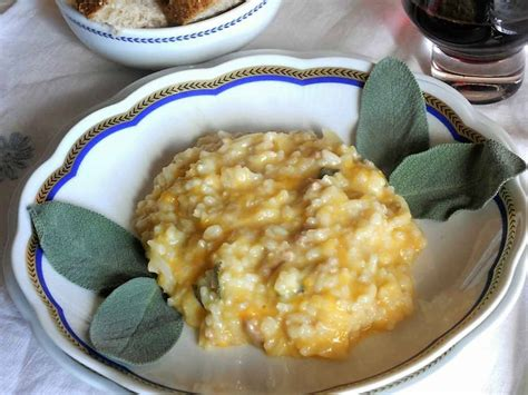 cucinare risotto risotto zucca e salsiccia cucinare it
