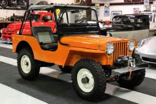 Jeep Cj2a For Sale For Sale 1946 Willys Cj2a Grab A Wrench