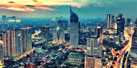 jakarta jakarta map attractions capture