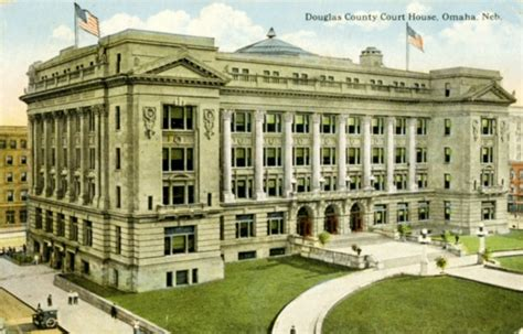 jim mckee douglas county s three omaha courthouses