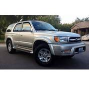 Picture Of 2000 Toyota 4Runner Limited 4WD Exterior