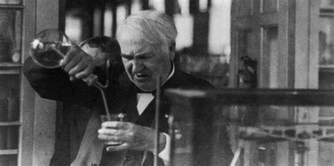 how did thomas edison invent the light who invented the light iron blog