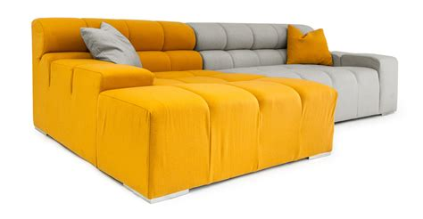Modern Modular Sectional Sofa Cubix Modern Modular Sofa Sectional Left Ebay