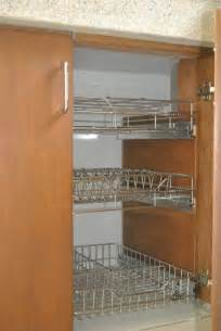 kitchen cabinet racks kitchen racks gharexpert