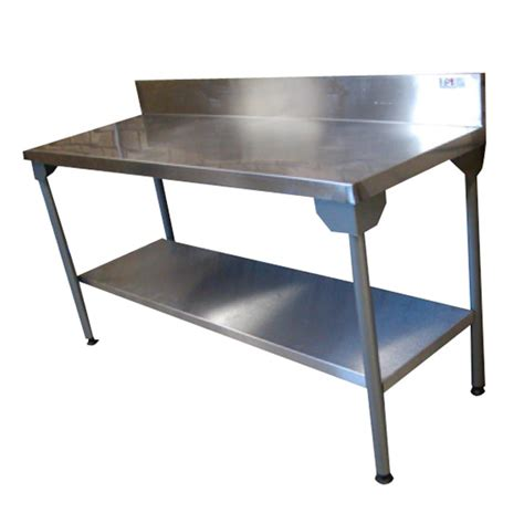 kitchen work table with shelves kitchen work tables stainless steel mr shelf