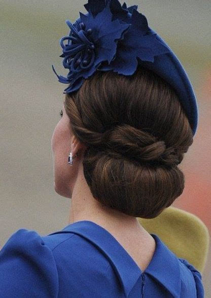 Wedding Hairstyles Updos With Fascinators by 25 Best Ideas About Duchess Kate On Princess