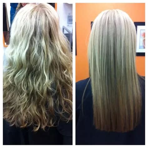 brazilian hair treatment what effects does the keratin hair treatment have quora