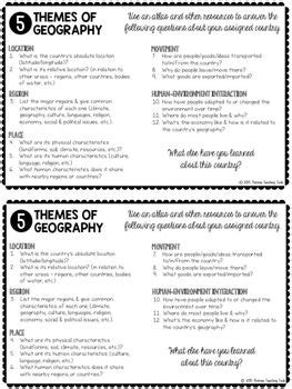 themes of geography quiz 25 best ideas about research question on pinterest