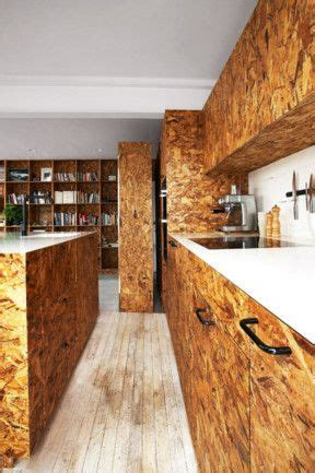 Osb Kitchen Cabinets 16 Best Images About Osb Furniture On Baby Blocks Teak And Oriented Strand Board