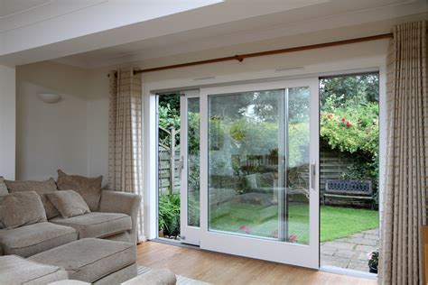 Modern Patio Door White Bi Fold Patio Doors Modern Patio Outdoor