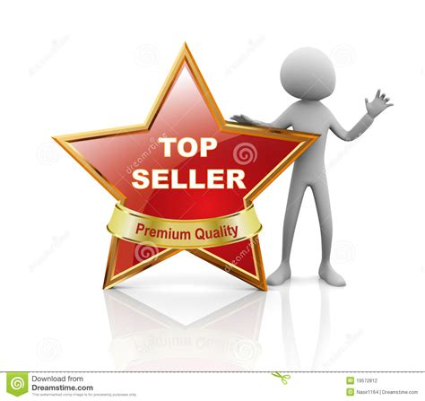 Terlaris Best Seller Promo On Sale Dijual X Berbpom 3d with best seller stock photography image 19572812