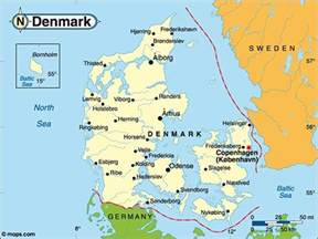 World Map Denmark by World Map Copenhagen Denmark Images