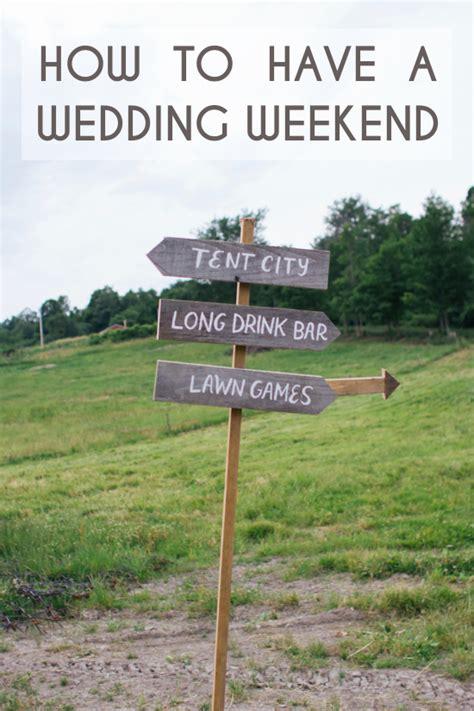 wedding checklist ph how to a wedding weekend a practical wedding