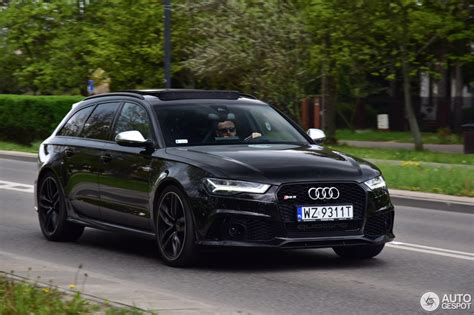 Audi Rs6 Avant C7 by Audi Rs6 Avant C7 2015 16 Mai 2017 Autogespot