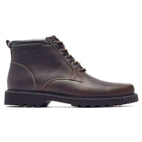 rockport boot for northfield plain toe boot rockport