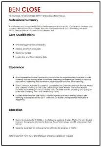covering letter for cv uk cv sle for teenagers myperfectcv