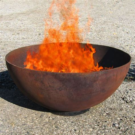 Cor Ten Fire Bowl Elements Pinterest Corten Pit