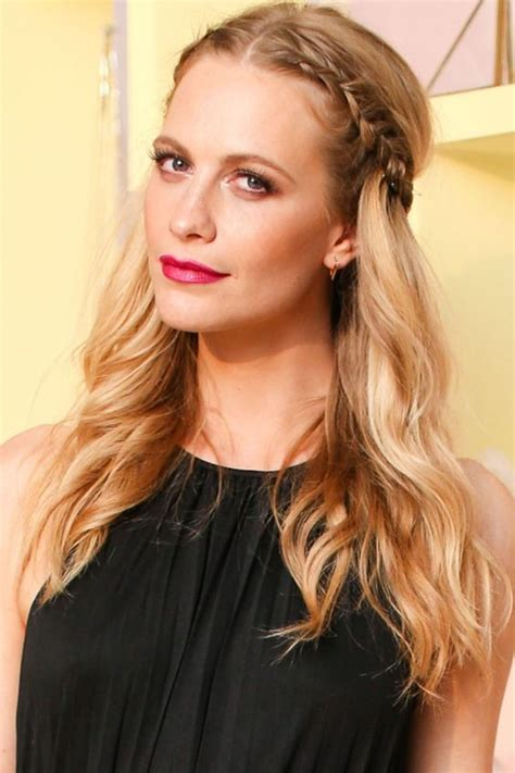 parting hair for micro braids easy wavy braid plaits hairstyles overnight