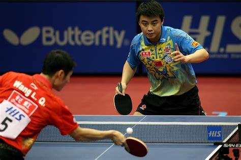 Table Tennis Chionship wang liqin wang hao photos photos zimbio