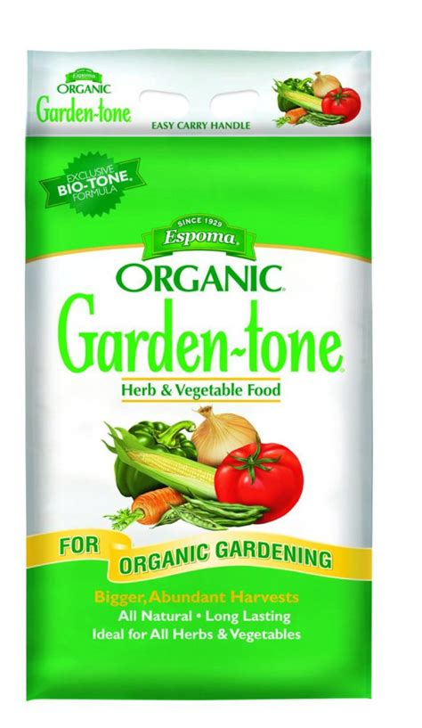best organic fertilizer for vegetable gardens the