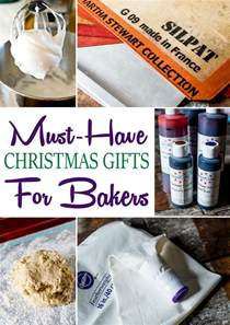 christmas gifts for bakers kitchen essentials to make