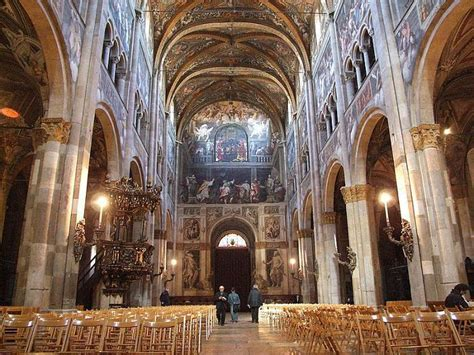 la cupola reggio emilia cattedrale parma